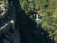 Nationalpark Krka - Rosnjak Wasserfall
