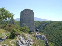 Nationalpark Krka - Ruine Trosenj (cucevo)