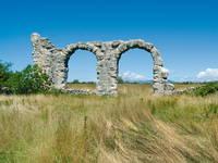 Nationalpark Krka - Ruinen Burnum