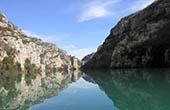 Nationalpark Krka - Schlucht von Krka