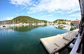 Nationalpark Krka - Hafen Skradin