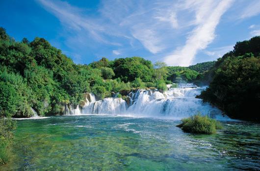 Nationalpark Krka - Skradinski Buk