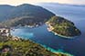 Nationalpark Mljet in Kroatien