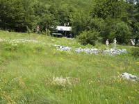NP Nord-Velebit - Berghütte Alan
