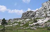 NP Nord-Velebit - Felsengruppe Markov kuk
