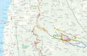Nationalpark Nordvelebit, Karte