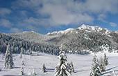 Nationalpark Nord-Velebit - Lubenovac Winter
