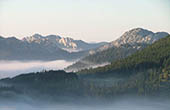 Nationalpark Nord-Velebit - Nebel Zavizan