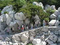Nationalpark Nordvelebit - Wandern