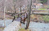 Weg zur Berghütte, Nationalpark Paklenica