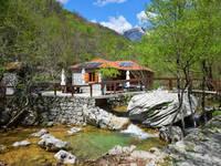 Forsthaus Lugarnica, Nationalpark Paklenica