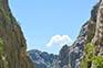 Schlucht, Nationalpark Paklenica