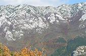 Gebirgszug, Nationalpark Paklenica