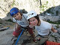 Nationalpark Paklenica - Klettern