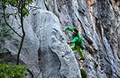 Kletteranlage, Nationalpark Paklenica