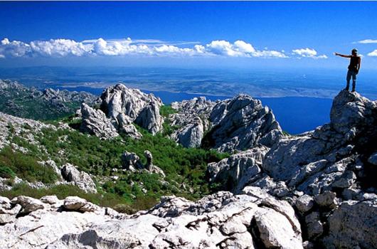 Nationalpark Paklenica - Ausblicke