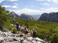 Nationalpark Paklenica - Wandern