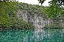 Nationalpark Plitvice - Fels und See