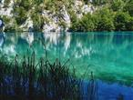 Nationalpark Plitvice - Seeufer