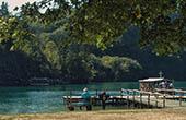 Nationalpark Plitvice - Kozjak Elektroboote