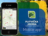 NP Plitvicer Seen - Mobile App