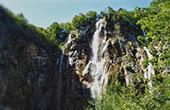 Nationalpark Plitvice - Großer Wasserfall