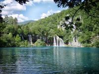 NP Plitvicer Seen, Wasserfall