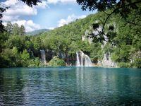 NP Plitvicer Seen - Wasserfall