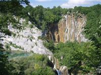 NP Plitvicer Seen - Veliki Slap Wasserfall
