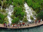 NP Plitvice - Wanderweg