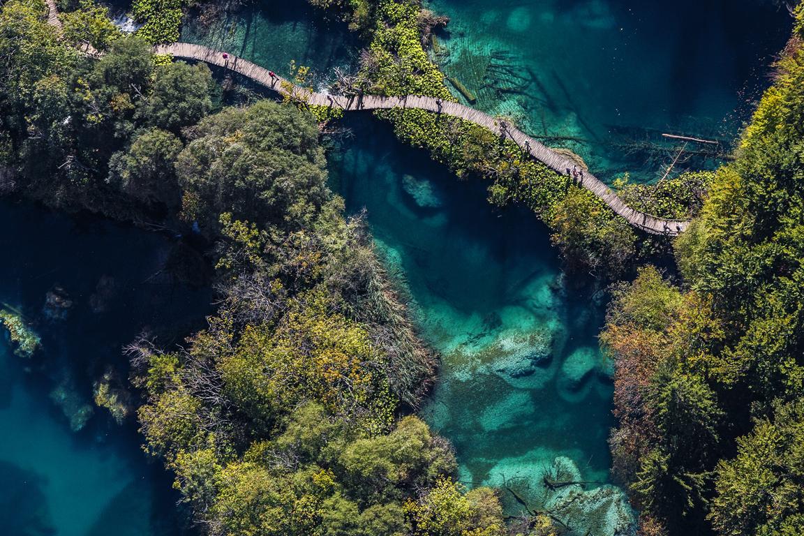 Nationalpark plitvicer seen kroatien reisef hrer