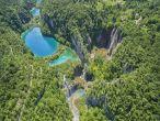 Plitvicer Seen - Wasserfälle