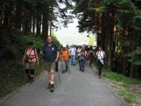 Wandern im Nationalpark Risnjak