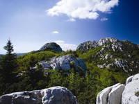 Risnjak Massiv, Kroatien