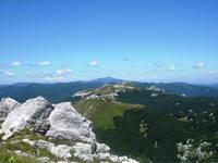 Gipfel Snjeznik, Nationalpark Risnjak