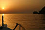 Sonnenuntergang Telascica