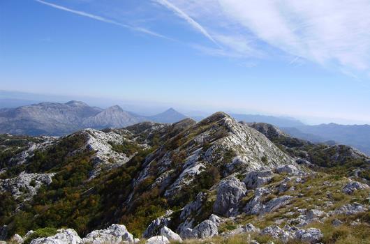 Naturpark Biokovo - Dalmatien