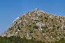 Gebirge, Naturpark Biokovo, Kroatien