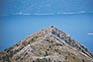 Blick vom Naturpark Biokovo, Kroatien
