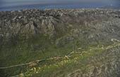 Luftaufnahme, Naturpark Biokovo