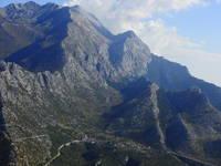 Klettern im Naturpark Biokovo