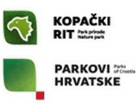 Naturpark Kopacki rit, Kroatien