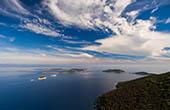 Östliche Inseln, Lastovo, Kroatien