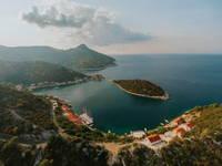 Bucht Zaklopatica, Lastovo, Kroatien