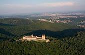 Panorama Burg Medvedgrad