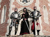 Mittelalterspiele Medvedgrad
