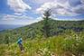 Mountainbike, Naturpark Medvednica