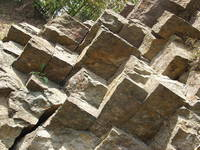 Geologie, Papuk Naturpark