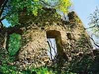 Naturpark Papuk - Festung Kamengrad