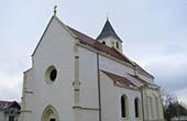 Kirche in Vocin